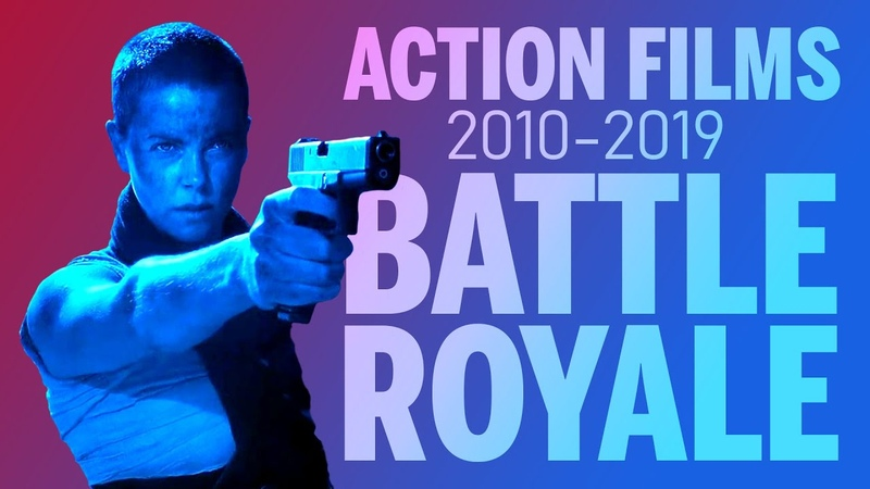 Action Films of the Decade BATTLE ROYALE collab w djcprod