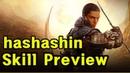 Black Desert - New Class hashashin Skill Preview