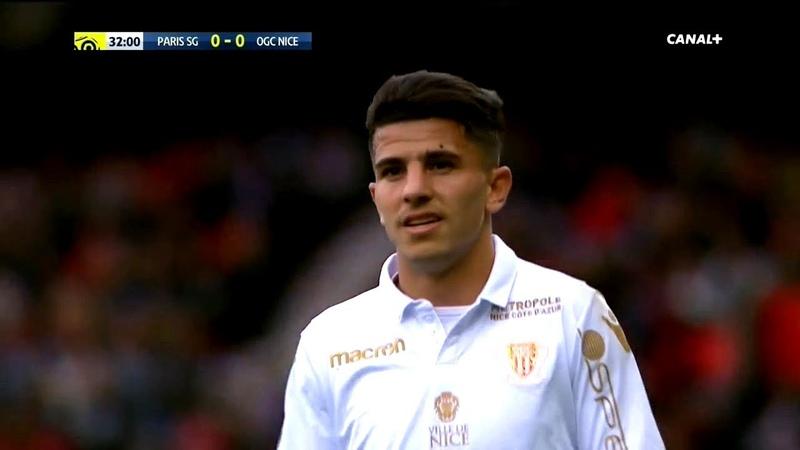Youcef Atal يوسف عطال OGC Nice VS Paris Saint Germain ● Away 04 05 2019 1080p HD