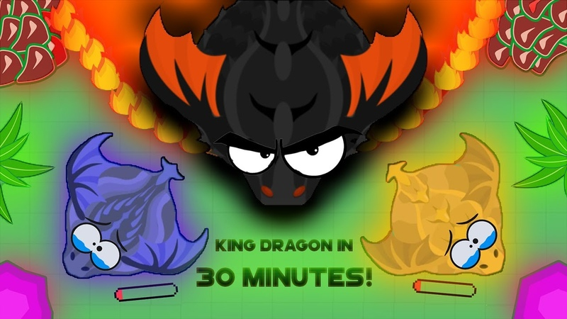 Mope.io KING DRAGON In 30 MINUTES Mope.io KD Gameplay (Thanks STN Clan)