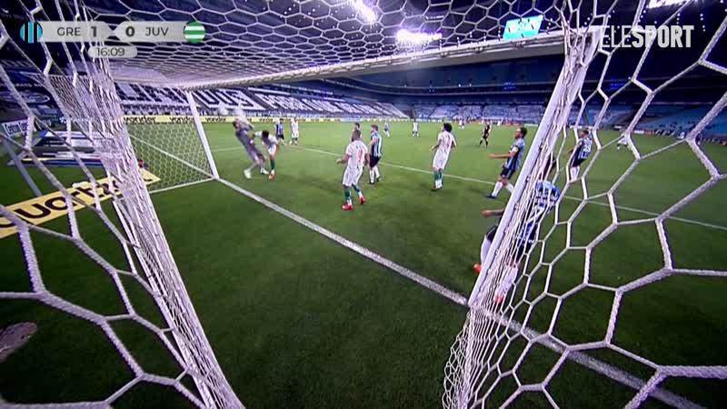 Гремио Жувентуде 1 0 Кубок Бразилии 1 8 финала Обзор матча все голы