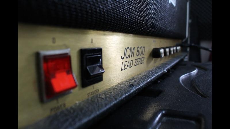 Marshall JCM800 2203 - Metal demo