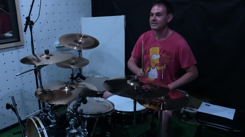 Drum Battle отца и сына TaskeDrum Studio