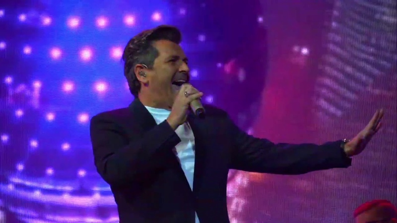 Thomas Anders live in Saint Petersburg (Alpenhaus) Russia, 27.09.2019 (first part)