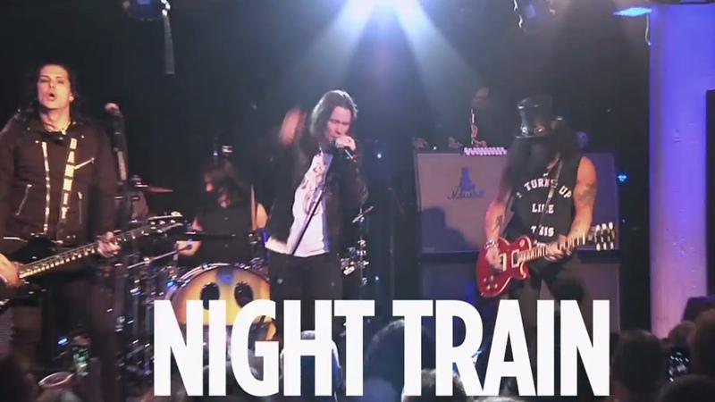 Slash feat. Myles Kennedy the Conspirators Night Train Octane SiriusXM