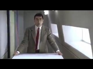 Мистер Бин...прикол.mp4