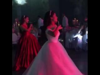 Танцевальный флешмоб на армянской свадьбе