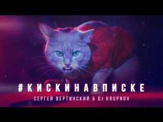 Сергей Арутюнов (Сергей Вертинский) & DJ Krupnov - #КИСКИНАВПИСКЕ (Премьера клипа, 2018)