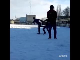Мастер спорта по уличным дракам