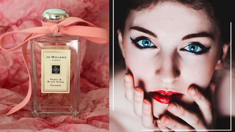 Jo Malone Peony and Blush Suede Джо Малон Пион и Замша - обзоры и отзывы о духах