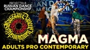 MAGMA ★ ADULTS PRO CONTEMPORARY CREWS ★ RDC19 PROJECT818