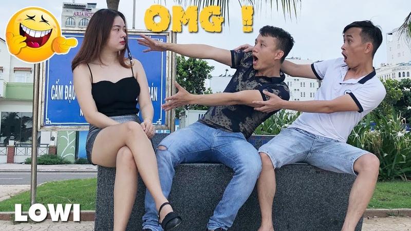 LOWI TV | Coi Cấm Cười - Thanh Niên Thích Thể Hiện Và Cái Kết - Funny Prank Videos