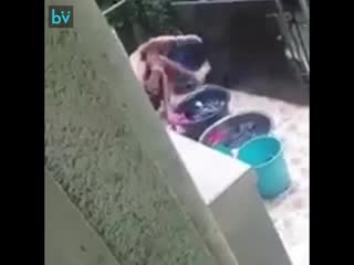 Когда сказал жене, что руками легко стирать