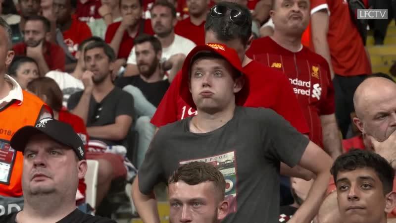 Суперкубок УЕФА Ливерпуль 2 2 Челси 5 4 пен Игра из под трибун