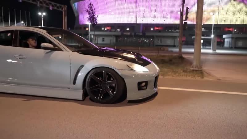 Видео в стиле Need for Speed от Владислава Чекунова из Ростова-на-Дону