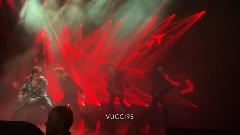 [VK][190611] MONSTA X fancam - Shoot Out @ Voyage to Kpop in Norway