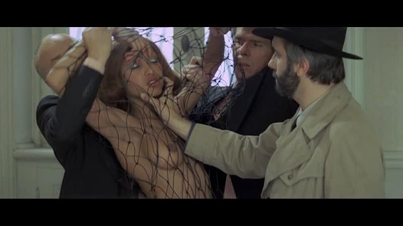 худ.фильм есть эротика и бдсм Le jeu avec le feu(Игра с огнем) -1975 год, Анисе Альвина, Филипп Нуаре