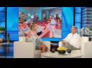 Тейлор Свифт на шоу Эллен ДеДженерес 15.05.2019. Интервью.