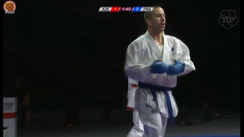 Open Rabat 2019 AGHAYEV RAFAEL AZE vs DA COSTA LOGAN FRA