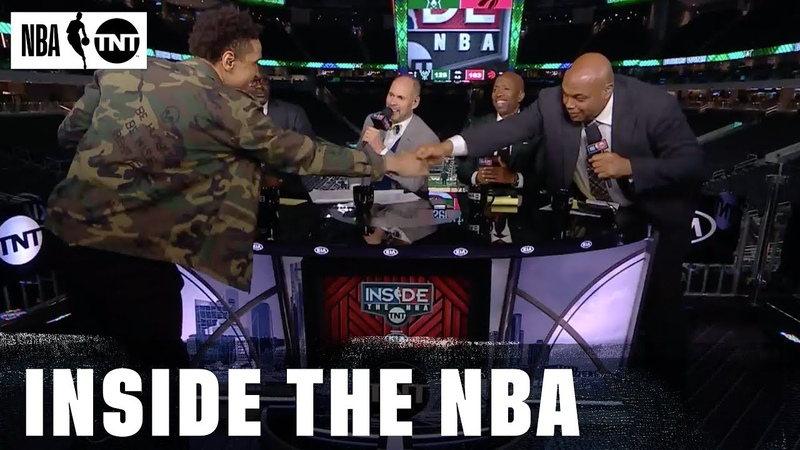 Chuck Donates $45,000 to Malcolm Brogdons East African Clean Water Initiative   NBA on TNT