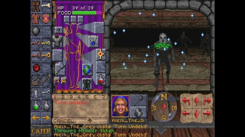 Dungeon Hack (05) Молитва и битва!