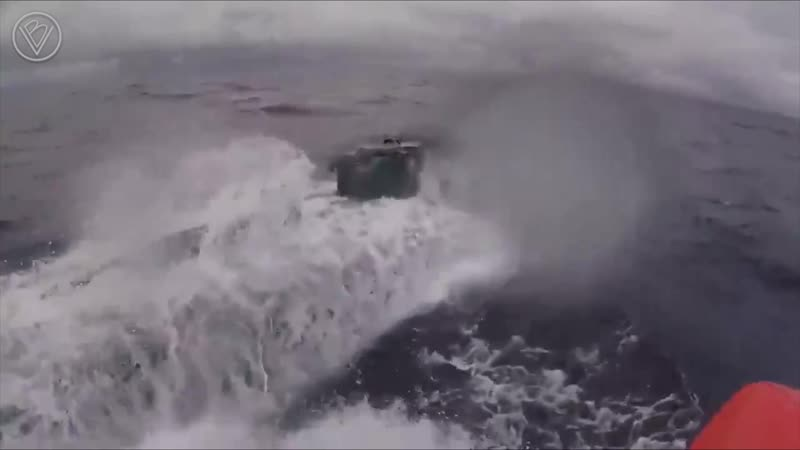 В США береговая охрана взяла на абордаж подлодку с 7 тоннами кокаина стоимостью 332 миллиона долларов