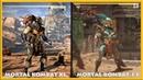 Mortal Kombat KOTAL KAHN Graphic Evolution 2015-2019 | PC PS4|