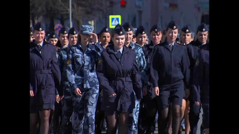 В Йошкар-Оле начались репетиции Парада Победы и шествия «Бессмертного полка»