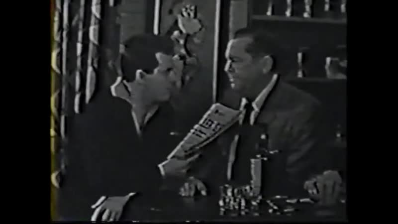Chrysler Corporation Climax - Keep Me In Mind S4E5 (1957) eng english
