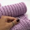Вяжем теплый уютный шарф