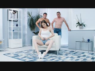 Antonia Sainz [PornMir, ПОРНО, new Porn, HD 1080, Gonzo Hardcore Anal DP]