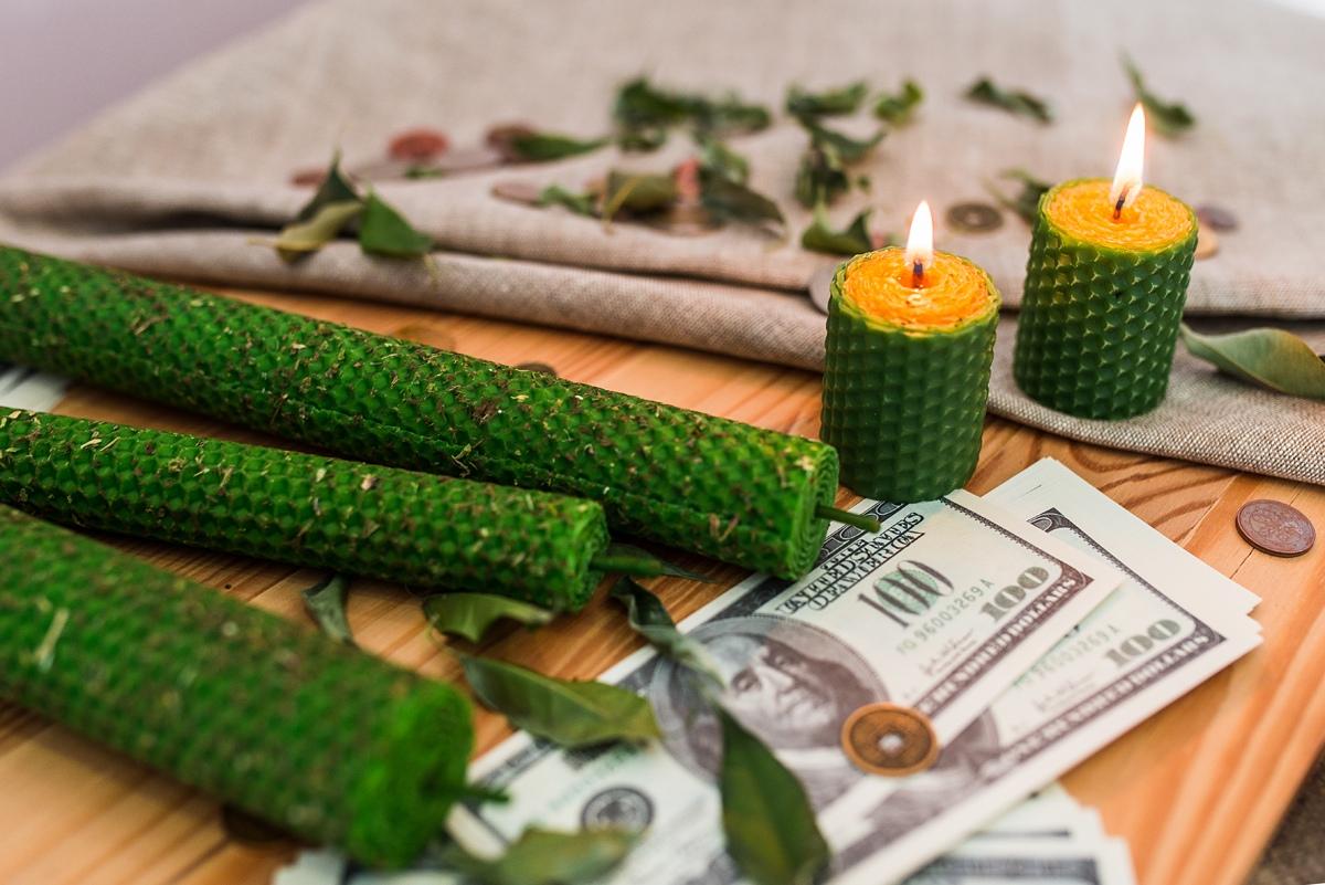 нашем картинка зеленые свечи великолепен разных ракурсов