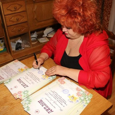 Элеонора Алексашкина