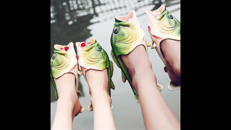 Как продать тапки в виде рыб на миллионы рублей