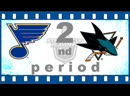 79. NHL. STANLEY CUP. PLAYOFFS 2019. 1/2 FINALS. GAME 5. MAY 19 2019. ST. LOUIS BLUES ― SAN JOSE SHARKS