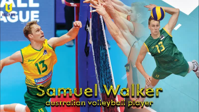 SAMUEL WALKER The Best Actions of Lefthanded Spiker