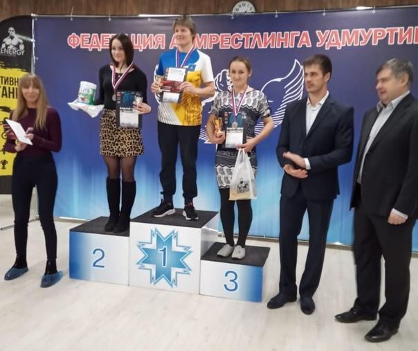 Поздравляем Ирину Батрин с очередным успехом в открытом турн