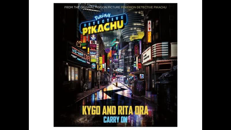 Kygo Rita Ora - Carry On