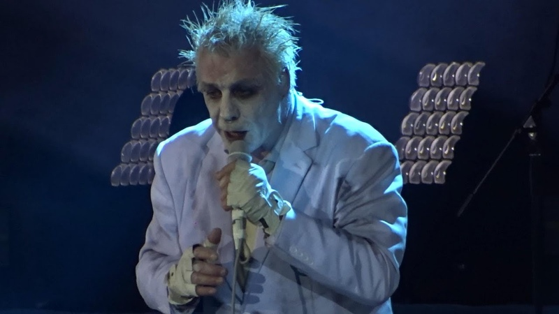 Lindemann Live @ Moscow 2020 Preview