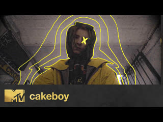 CAKEBOY / MTV HIP-HOP CHART