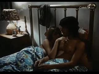 Сьюзан Сарандон Голая - Susan Sarandon Nude - Fleur Bleue (1971)