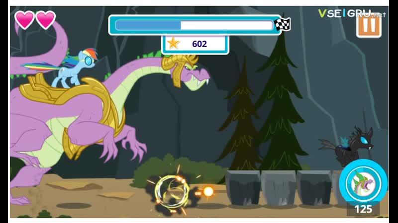 MLP Guardians of Harmony игра май литтл пони Защитники Гармонии.11DeadFace