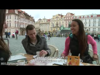 Czech: Czech Couples 12 (porno,sex,pickup,public,swinger,money,full,xxx,couples,tits,dick,orgy,streets)