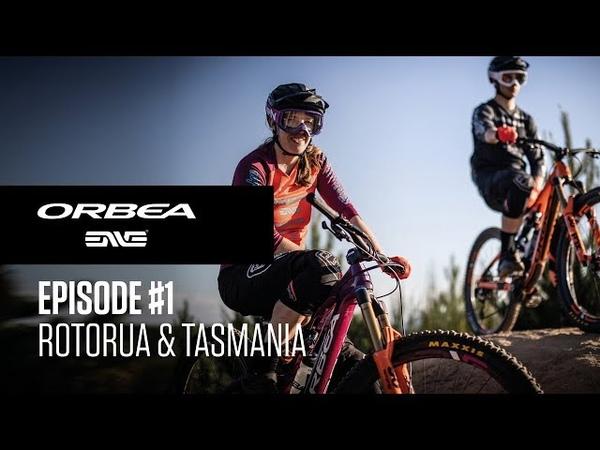 Episode 1 EWS Rotorua Tasmania I Orbea Enduro Team