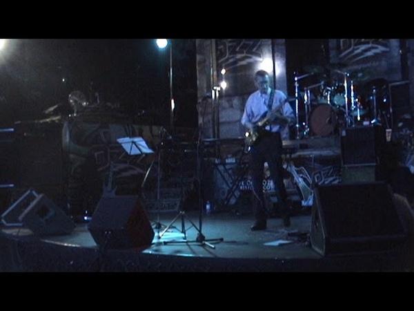 Соло гитары. Сергей Еремин (концерт группы ακροβάτης, клуб Озз, 07.06.19)