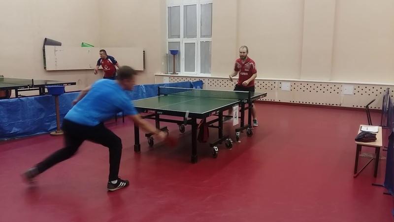 Стример играет в настольный теннис | tabletennis | Любительский турнир 16.11.19 | Самара ЦНТ