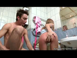 Krystal Boyd (Anjelica) сосет шлюха порно секс заглот глубокая глотка Abby C порно