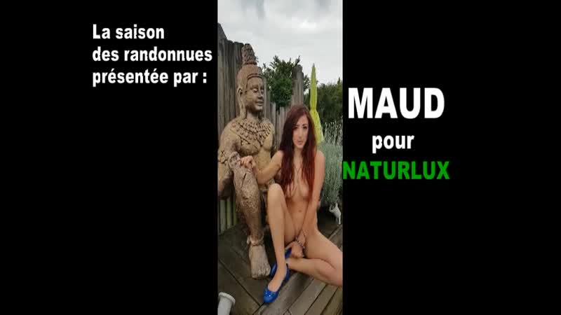 Présentation des activités naturistes de Naturlux par Maud