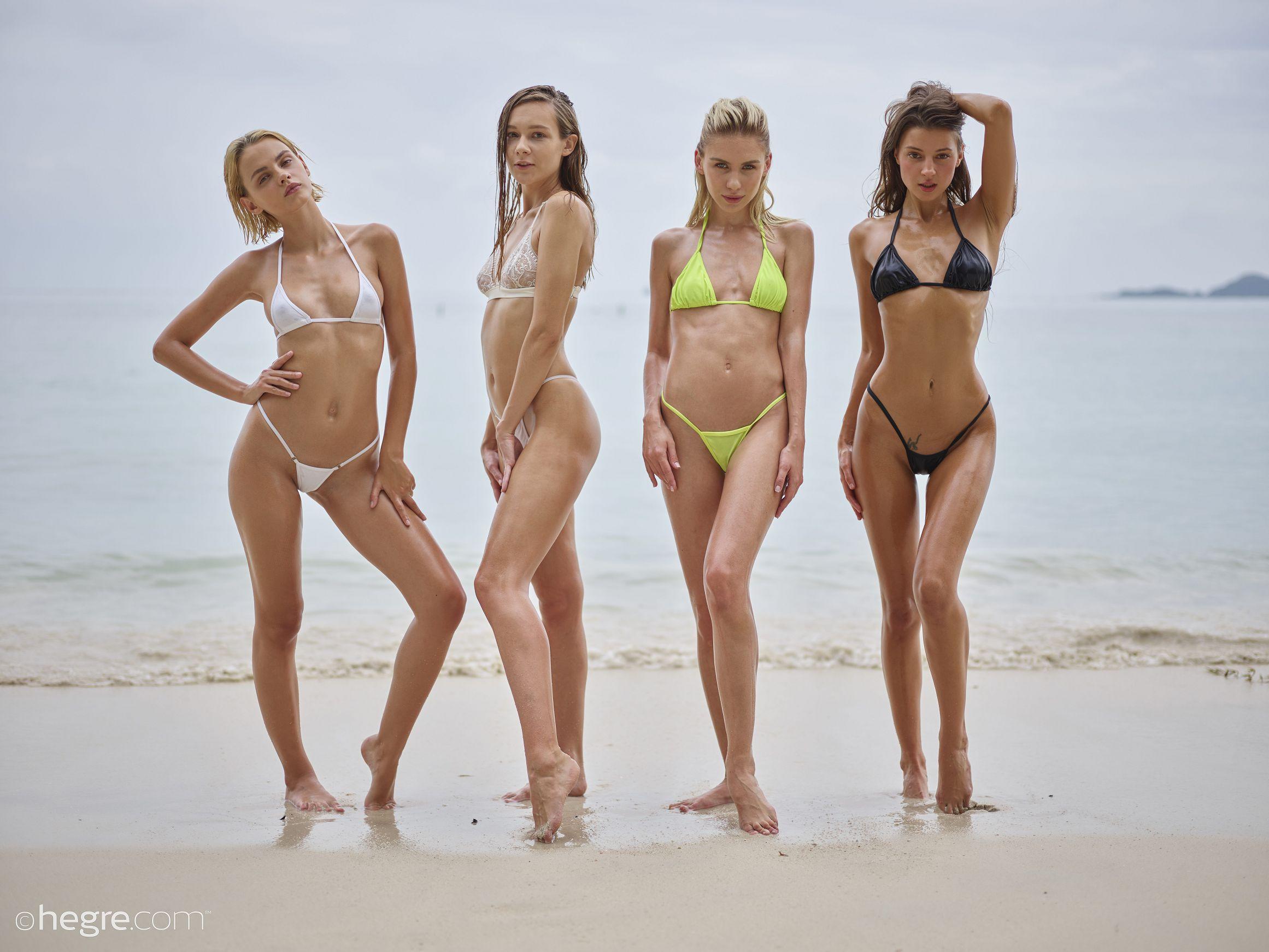 Bikini girls real, tiny pussys asian dp