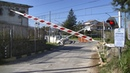 Spoorwegovergang Dugenta I Railroad crossing Passaggio a livello